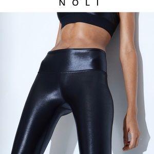 Noli Legging Liquid Legging - Black Gloss